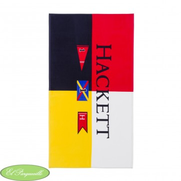 TOALLA KIDS QUAD TOWEL HACKETT
