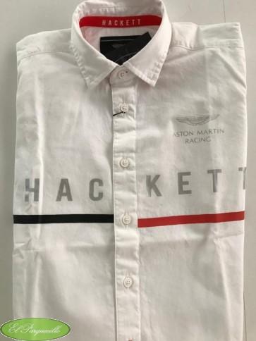 Camisa niño Hackett Aston Martin