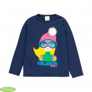 "Camiseta punto ""esquiadora"""