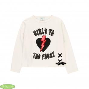 """Camiseta punto elástico """"rock"""""""