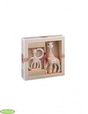 Pack regalo la girafe sophie + mordedor