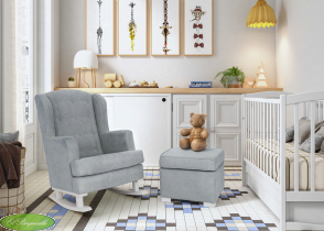 Modelo privé de Baby Sleep sillón de lactancía