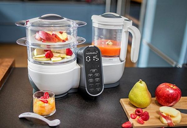 Robots de cocina especiales para Bebés