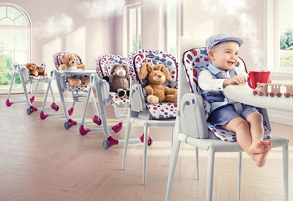 Asientos y Tronas para Bebés