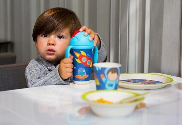 Vajillas y cubiertos para Bebés