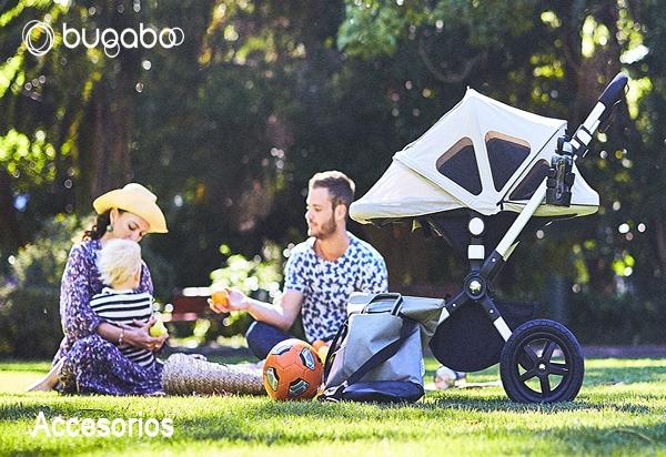 Accesorios Bugaboo y fundas bugaboo online en el parquecillo