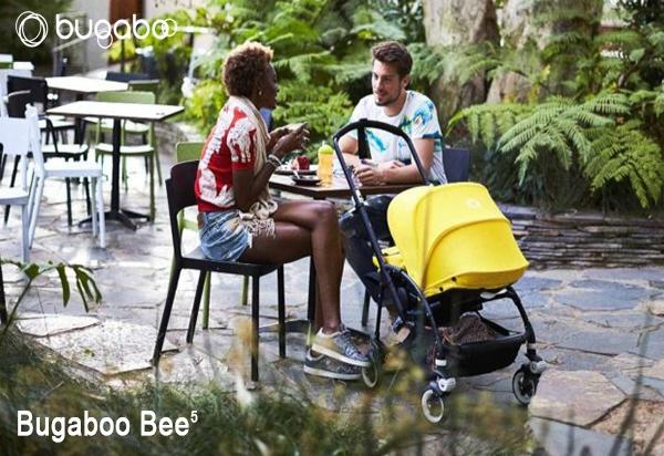 Cochecito de bebe bugaboo bee en el parquecillo online