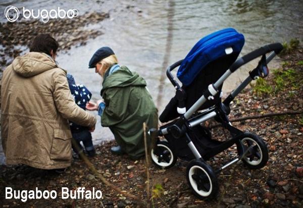 Carrito de bebe Bugaboo Buffalo online en el parquecillo