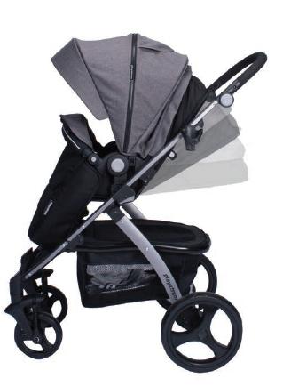 carrito de bebe casualplay