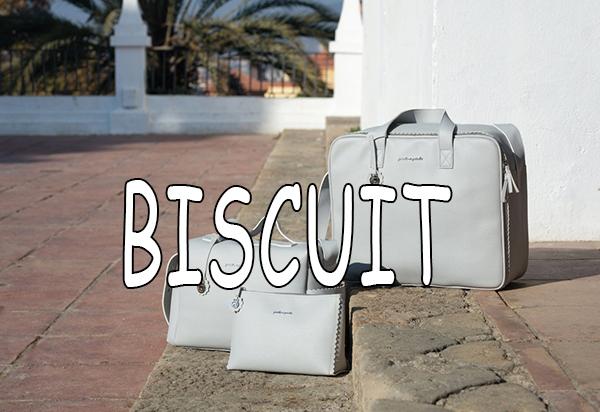 Bolsos Pasito a pasito biscuit de bebe