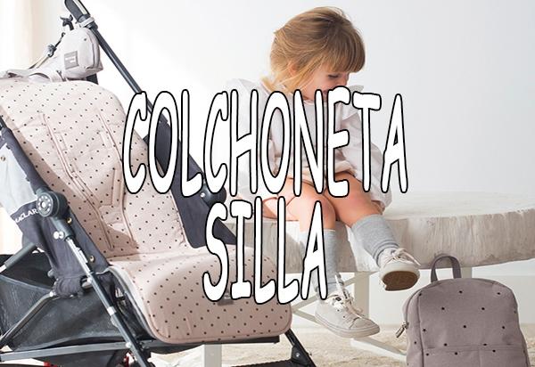 Colchoneta silla para verano