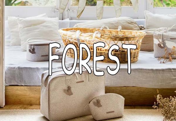 Bolsos Pasito a pasito forest