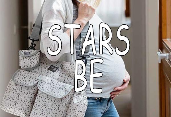 Bolsos Walking Mum stars be en el parquecillo