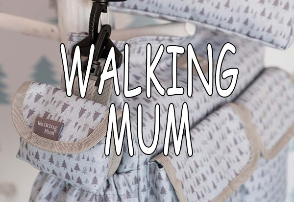 Bolsos walking-mum