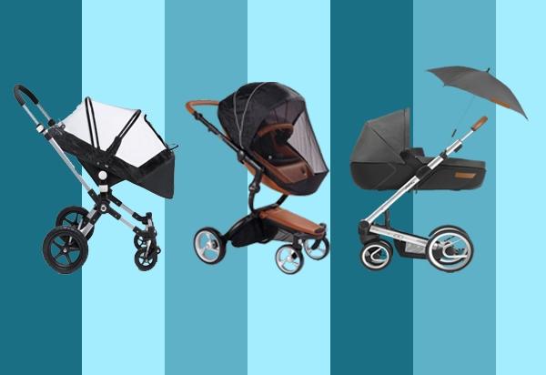 Accesorios para los bebés