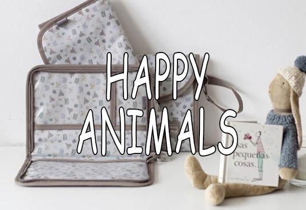 Comprar bolsos Walking Mum happy animals en El Parquecillo