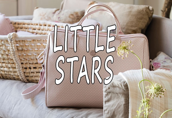 Comprar Bolsos Pasito a pasito Little Stars en el parquecillo