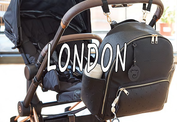 Comprar Bolsos Pasito a pasito London en el parquecillo