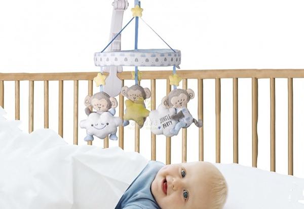 Carruseles Musicales para los bebés