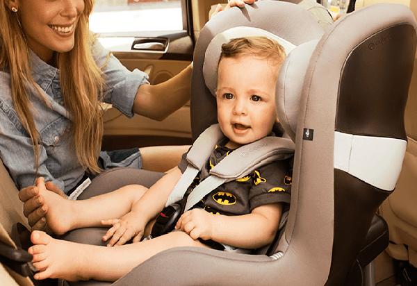 Comprar sillas de coche normativa