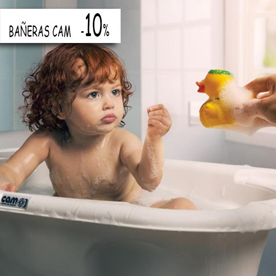 bañeras cam