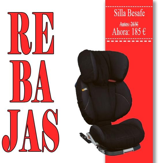 Marca Besafe silla de bebés para coches
