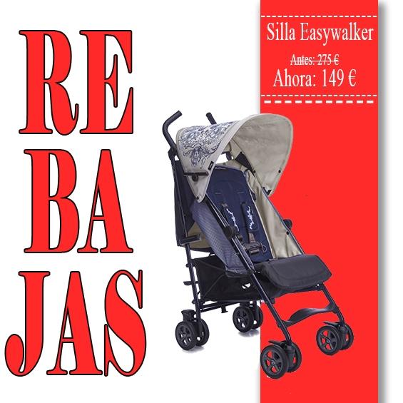 Silla de bebe EasyWalker
