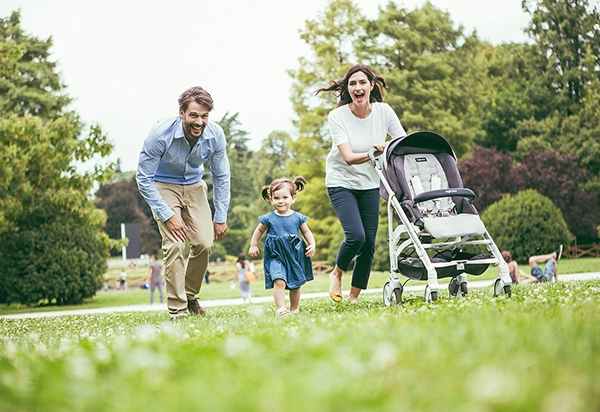 Sillas individuales de paseo
